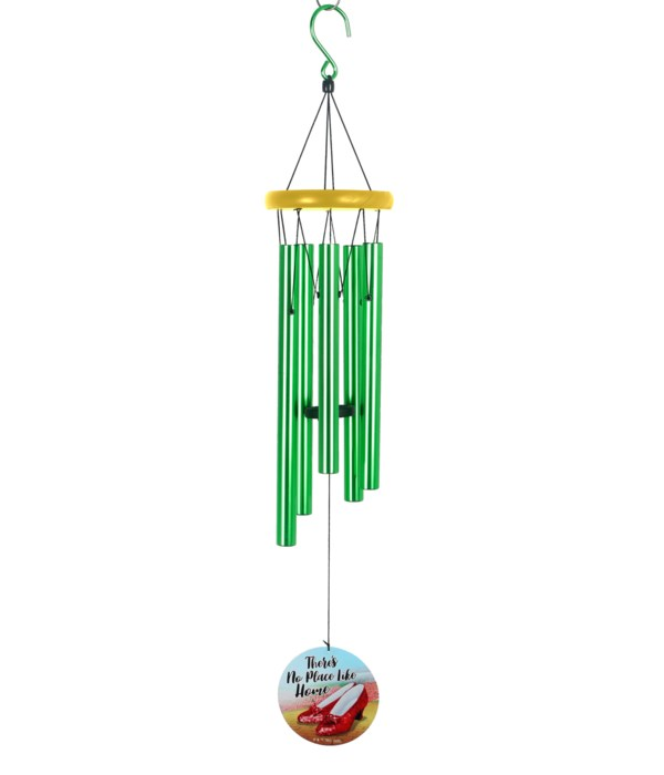 RUBY SLIPPERS WIND CHIME