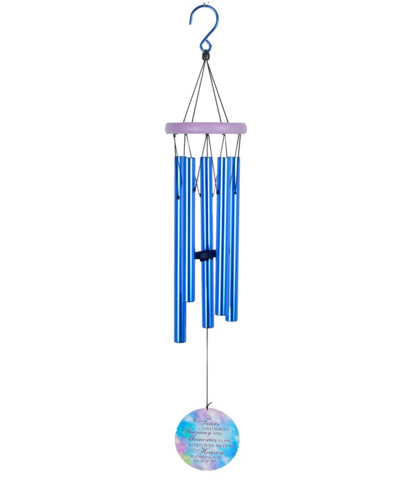 IF TEARS COULD WIND CHIME
