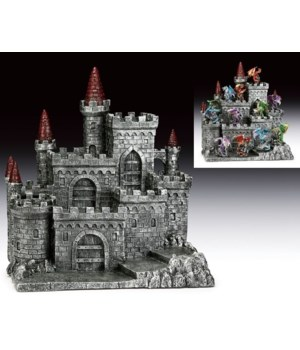 "Castle base Display 11 1/4""T"