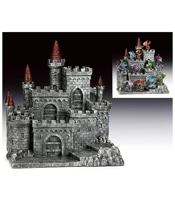 "Castle base Display 11 1/4""T"