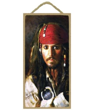 Johnny Depp (Captain Jack Sparrow) Pirat