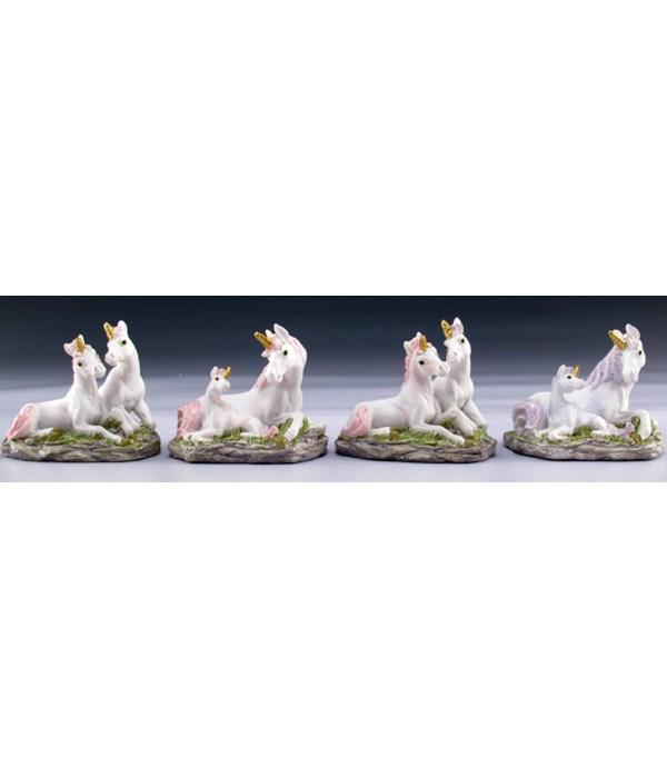 "Unicorns - 12  assorted 2 1/4"""