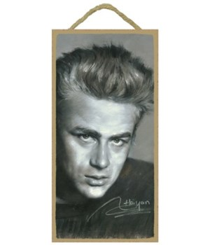 James Dean (black & white)