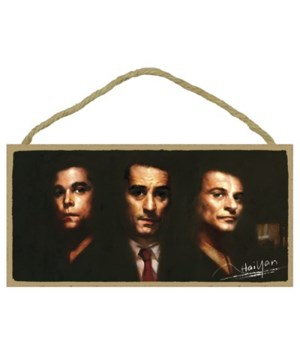 Goodfellas (Robert De Niro, Ray Liotta &