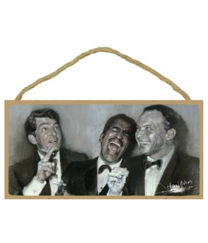 The Rat Pack (Sammy Davis Jr., Frank Sin