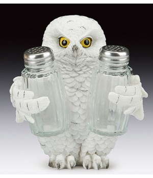 Owl Salt & Pepper Set - 5.5""