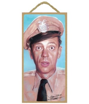 Don Knotts (Barney noive)