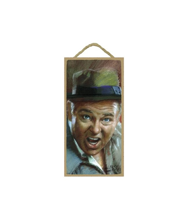 """Archie Bunker from """"All in the Family ("""