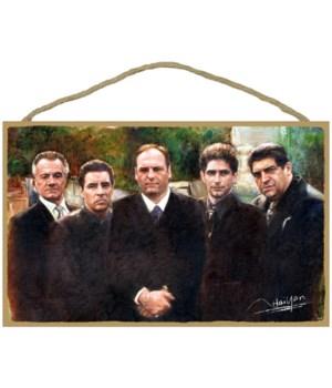 The Sopranos (5 Mob Bosses)