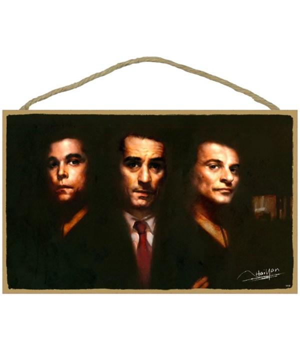 Goodfellas (Robert De Niro, Ray Liotta &