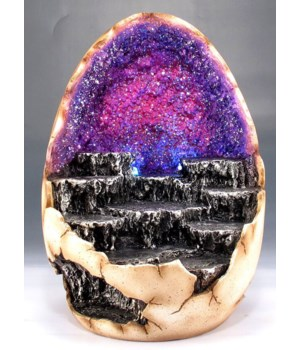 "Dragon Egg base Display 9 3/4""T"