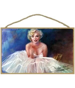 Marilyn Monroe (in a tu-tu dress)