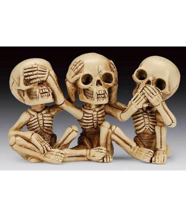 Skeleton , see no evil