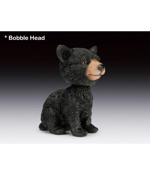 Black Bear Bobble head