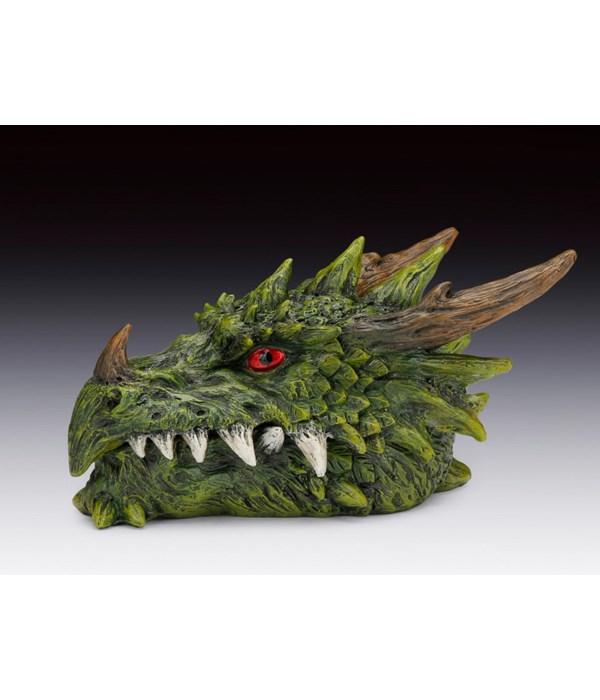 GREEN TREE DRAGON HEAD BOX