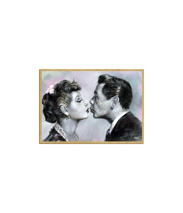 Lucille & Ricky (I Love Lucy Show) about