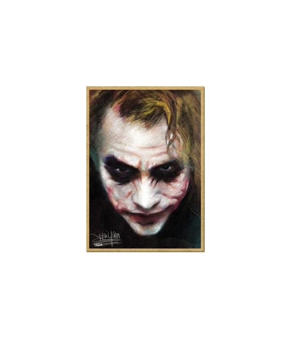 Joker (close up of face) Magnet