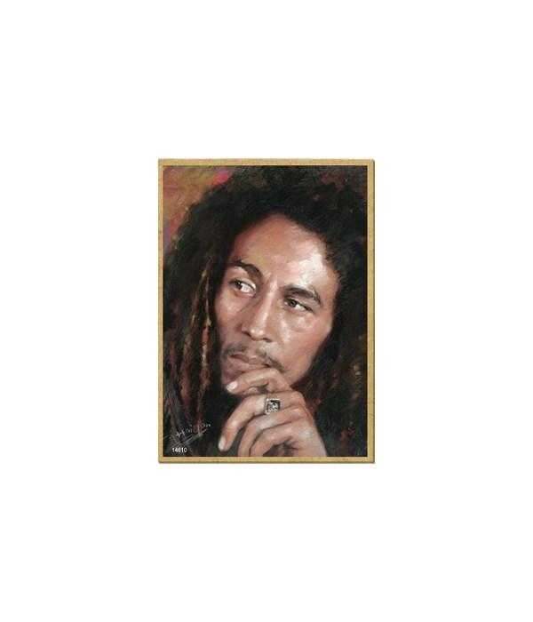 Bob Marley Magnet