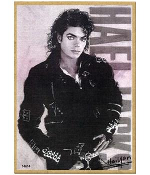 Michael Jackson Magnet