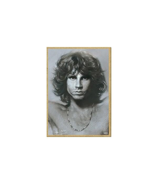 Jim Morrison (The Doors) Magnet
