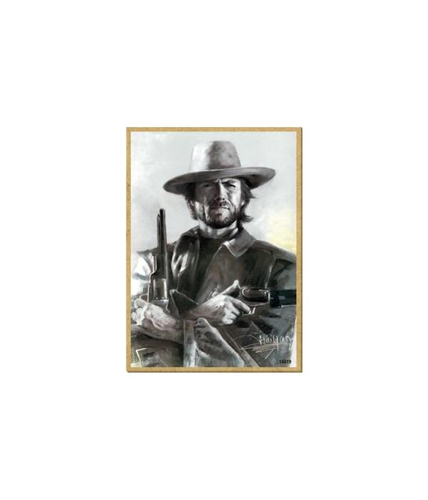 Clint Eastwood (Josey Wales) Magnet