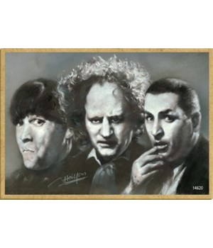 The 3 Stooges Magnet