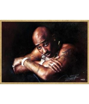 Tupac Shakur Magnet