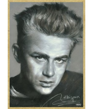 James Dean magnet