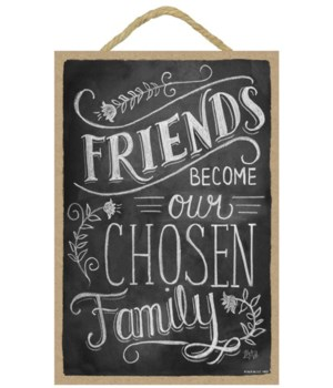 Friends become our chosen family 7x10 Ch