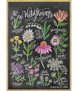 Wildflowers Magnet