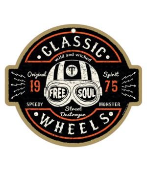"Classic Wheels - WIld & Wicked Street Destroyer 10"""