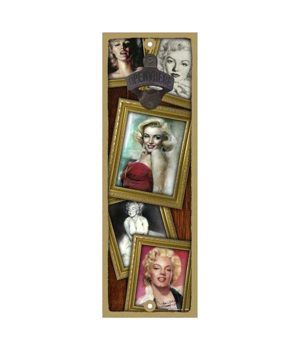 Marilyn Monroe collage surfbd opener