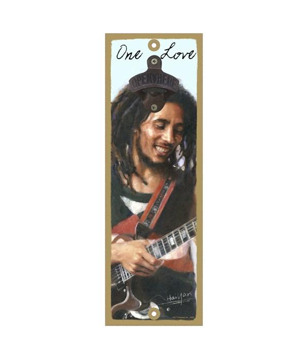 Bob Marley - One Love surfbd opener