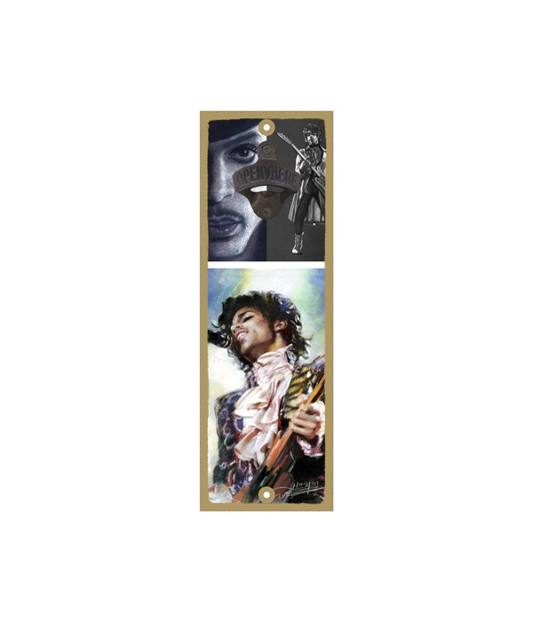 Haiyan Art - Prince collage 5x15 Opener