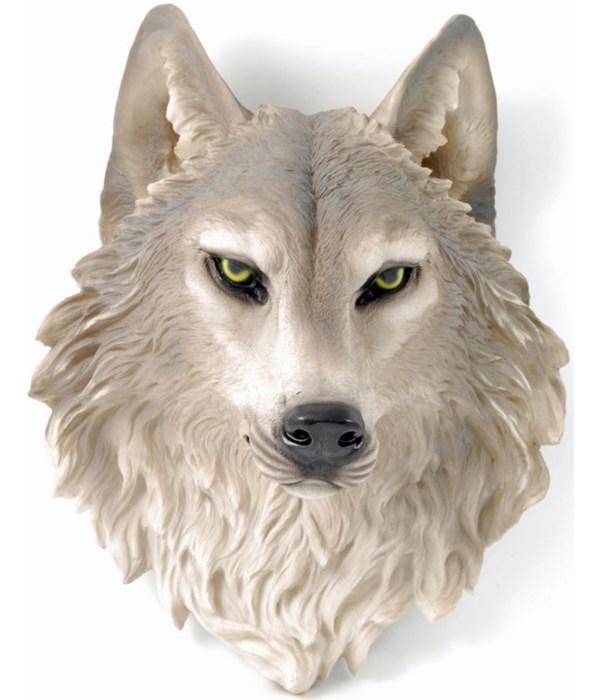 """Wolf head, Remus 16.5"""""""