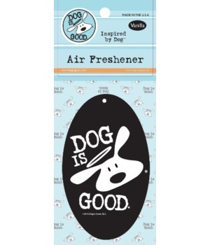 Dog Is Good Air Freshener
