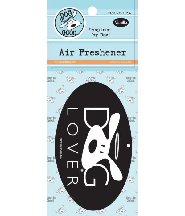 Dog Lover Air Freshener