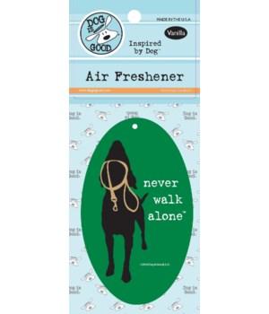Never Walk Alone Air Freshener