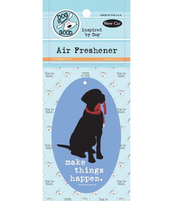 Make Things Happen Air Freshener