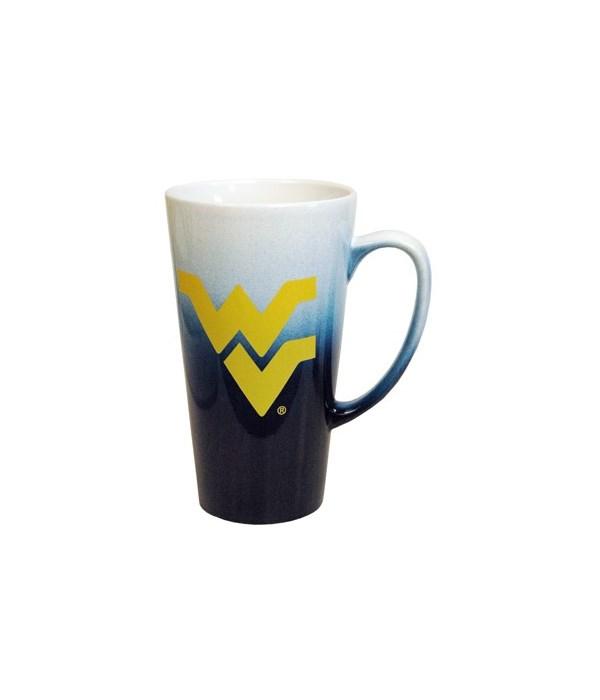 WVU Mug Ceramic Fade (14oz)