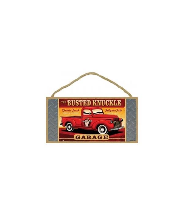 Classic Truck Service & Repair 5x10