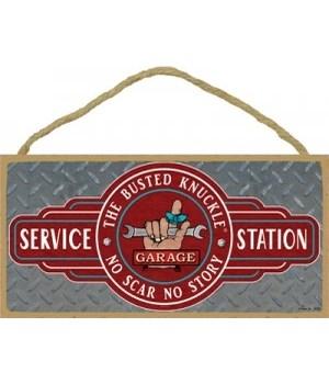 Service Station 5x10