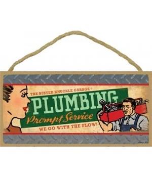 Plumbing Prompt Service 5x10