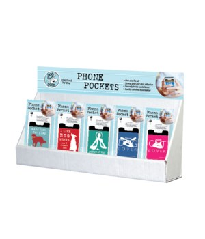 Dog is Good-Favorite Pet Phone Pockets Small Counter Display