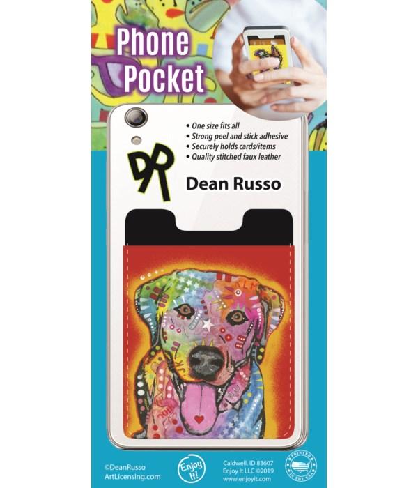 Lab Phone Pocket