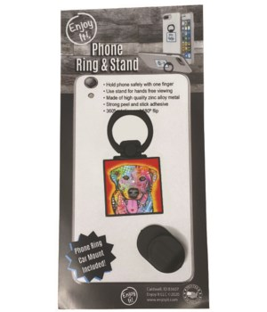 Lab Phone Ring & Stand