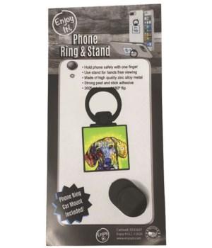 Dachshund Phone Ring & Stand