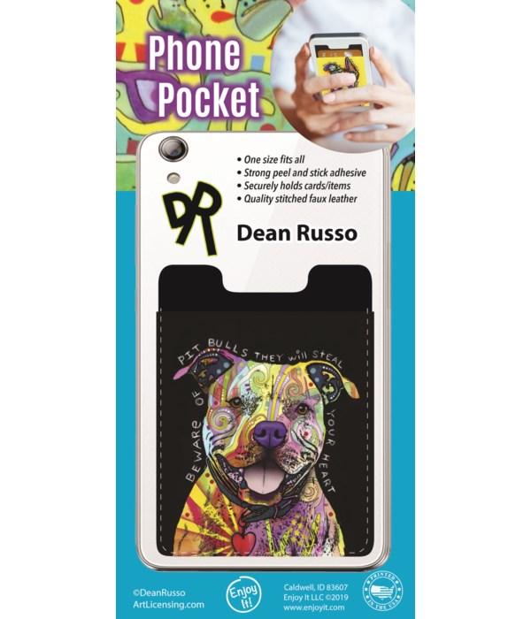 Pit Bull 2 Phone Pocket