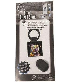 Pit Bull 2  Phone Ring & Stand