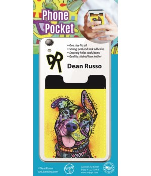 Pit Bull 1 Phone Pocket